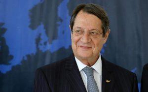 Güney Kıbrıs Rum Yönetimi Lideri Anastasiadis'den KKTC Cumhurbaşkanı Ersin Tatar'a tebrik!