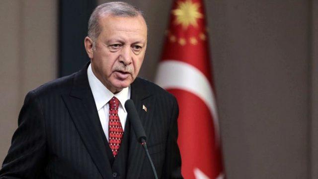TC Cumhurbaşkanı Erdoğan: İki haftalık kısmi kapanma kararı