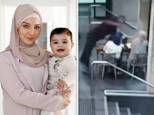 Müslüman hamile kadına saldıran kişiye 3 yıl hapis cezası