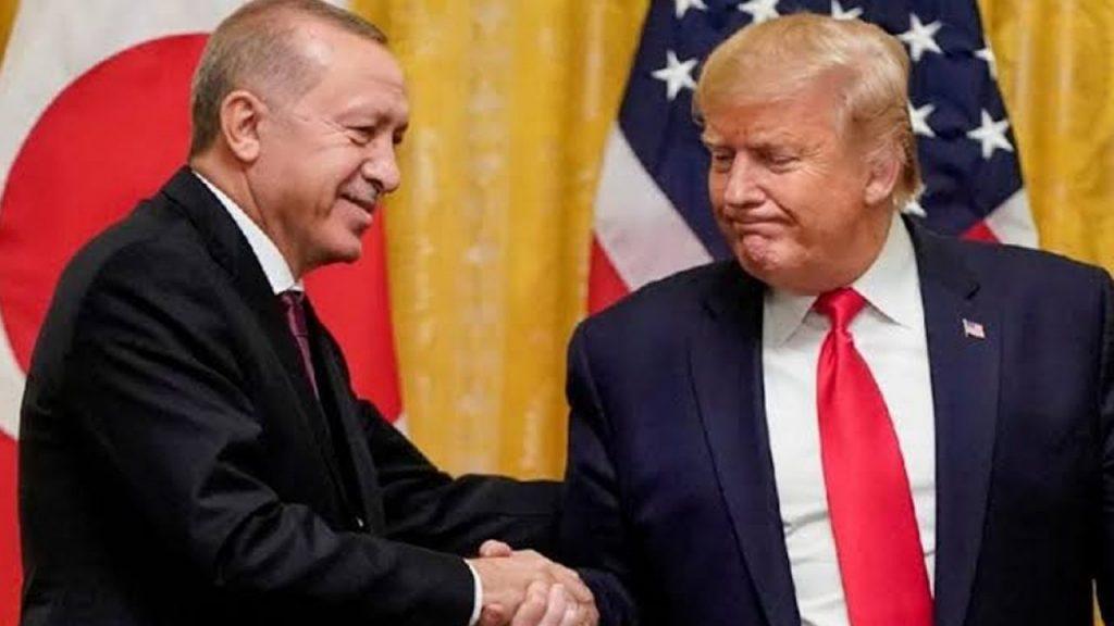 'Erdoğan'ın talebiyle Trump yönetimi Halkbank davasını durdurmaya çalıştı'