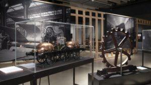 Rahmi M. Koç Müzesi'den üç lokomotif Londra Bilim Müzesi'ne misafir oldu