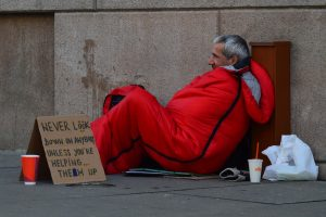 Mayor calls for funds to provide accommodation for homeless