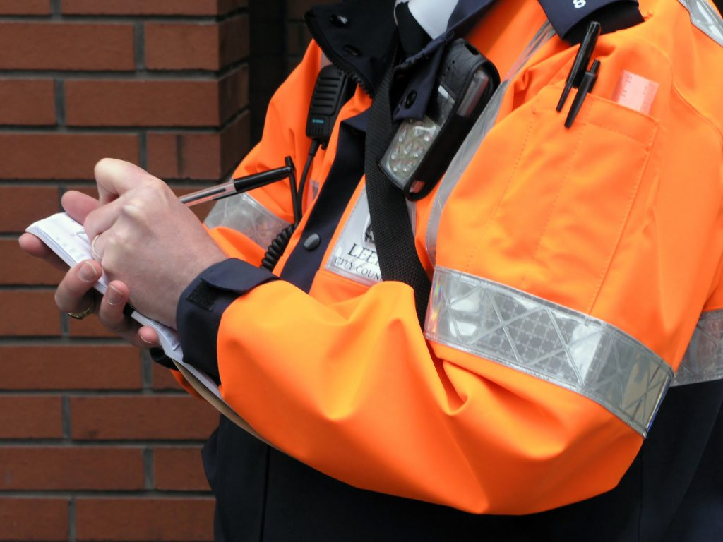 Traffic wardens become the new 'Covid Marshals' in east London