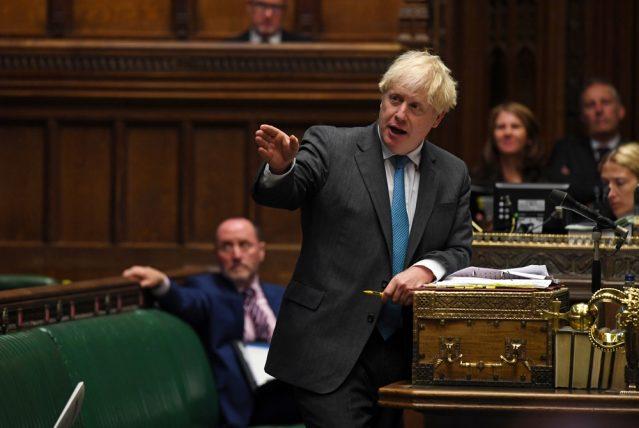 İngiltere Başbakanı Johnson, AB ile anlaşma olmayacağına yönelik uyarıda bulundu