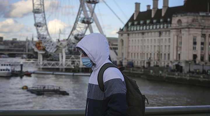 İngiltere'de son 24 saatte 23 bin 254 yeni vaka