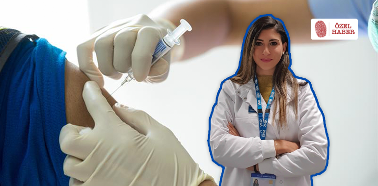 """Rasiha Adem: """"Flu vaccine is more important than ever this winter"""""""