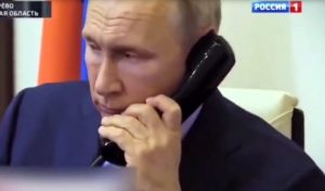 Putin kameralar önünde Ermenistan Başbakanı'nın yüzüne telefon kapattı