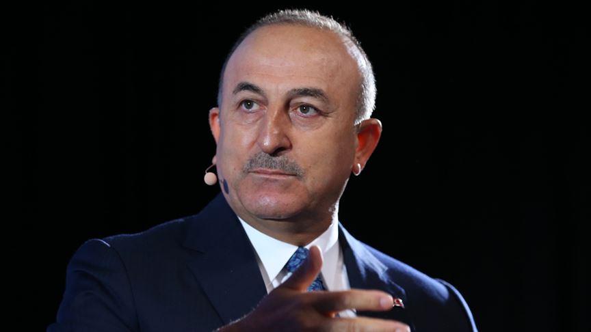 Türkiye Dışişleri Bakanı Çavuşoğlu'ndan Kıbrıs Rumlarına hukuk dersi