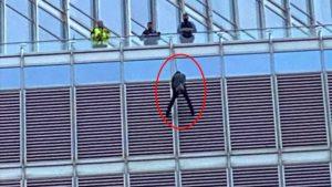 Trump ile görüşmek isteyen şahıs, Trump Tower'e çıkarak intihara kalkıştı