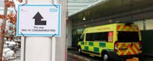 İngiltere'de hastanede Covid-19 tedavisi görenlerin sayısı bahar aylarındaki zirveyi ilk defa aştı