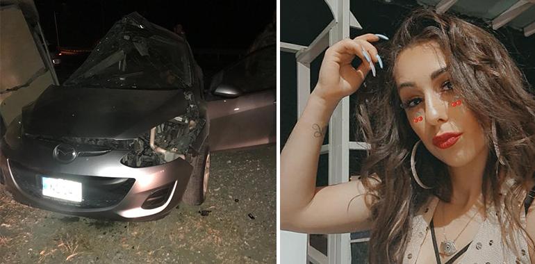 Car accidents claims the life of Fatma Kaşıkçı in North Cyprus
