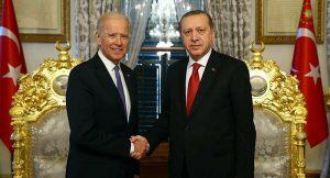 Erdoğan, ABD'de başkan seçilen Biden'a tebrik mesajı gönderdi