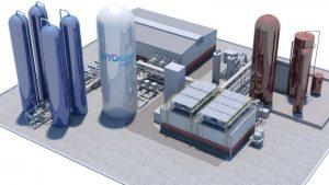 İngiltere'de havayı sıvılaştırarak enerji depolayacak ilk santral için çalışmalar başladı