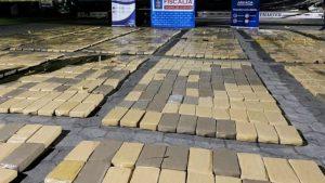 Belçika'da limanda 11,5 ton saf kokain ele geçirildi