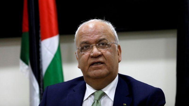 Saeb Erakat: Koronavirüse yakalanan Filistinli başmüzakereci öldü