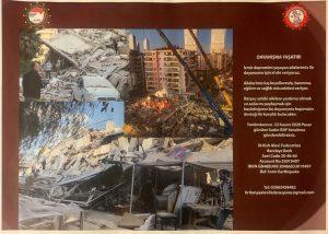 BAF, İzmir depreminin yaralarını sarmak için yardm kampanyası başlattı