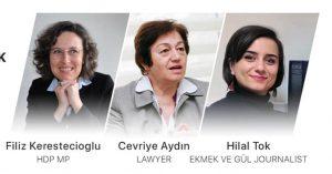 'Türkiye'de Kadın Hakları ve Mücadele' konulu panel gerçekleşecek