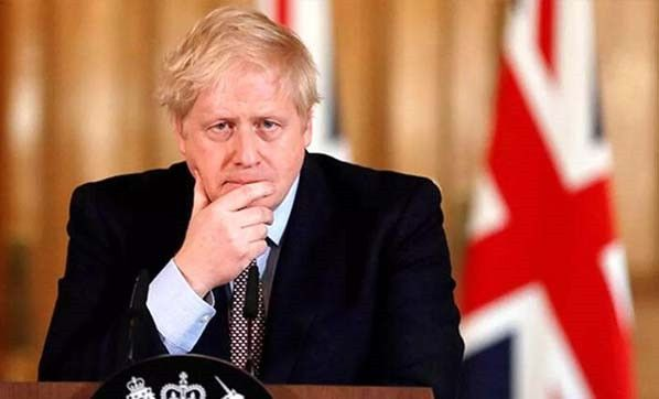 Karantinadaki İngiltere Başbakanı Johnson'dan açıklama