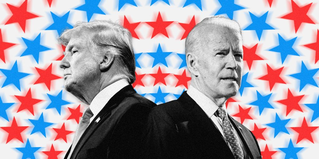 US Media projects Joe Biden as the 46th presidential of United States