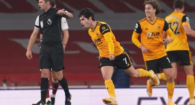 Arsenal evinde Wolverhampton' karşı kaybetti