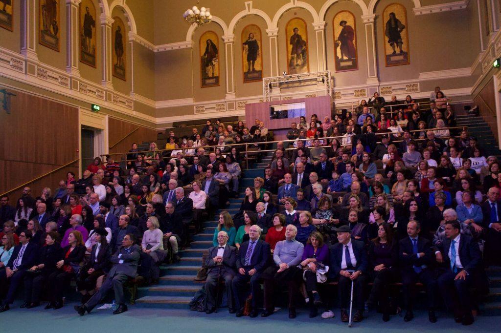 Konsey'in 'Göçün 100.Yılı' belgeseli ilk kez ekranlarda yayınlanacak