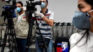 Dünya genelinde en az 442 gazeteci Covid-19 nedeniyle hayatını kaybetti