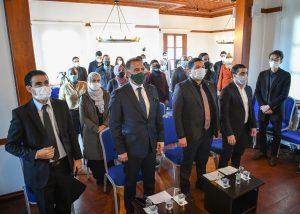 YTB'de 'Cezayir Bağımsızlık Mücadelesi' etkinliği