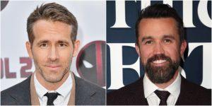 Hollywood yıldızları Ryan Reynolds ve Rob McElhenney, İngiltere'de futbol kulübü satın aldı!