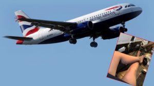 British Airways'de 'hostes' skandalı