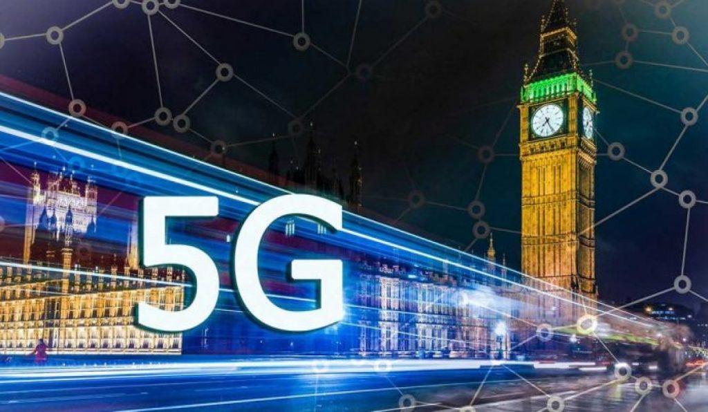 İngiltere, 5G çalışmalarında Huawei teknolojilerine yer vermeyecek