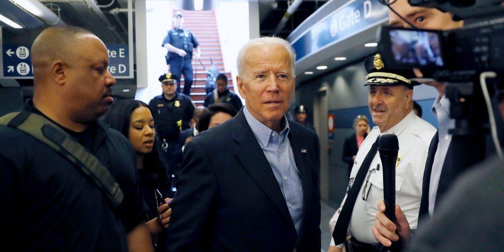 Gizli Servis, olası galibiyet hazırlıkları için Biden'a ek güvenlik sağladı