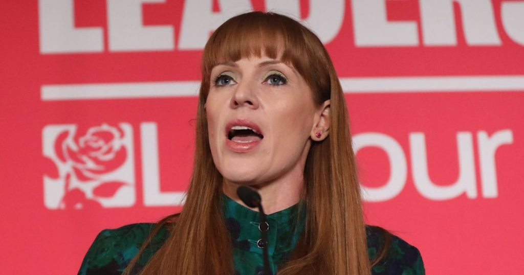 Angela Rayner:'Thousands' of labour members could suspend over antisemitism