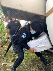 Guatemala ordusundan özel jete operasyon: 14 milyon dolarlık uyuşturucu ele geçirdi