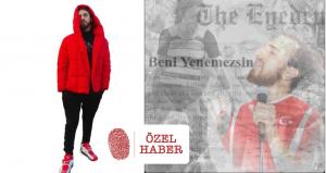 Eyeden, yeni şarkısı 'Aslan Gibi'yi Kıbrıs için söyledi