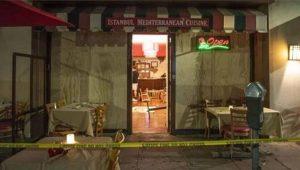 ABD'de Türk restoranına saldırı