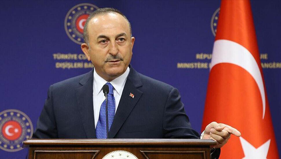 """Mevlüt Çavuşoğlu: """"Kıbrıs Türkü sırf müzakere etmek için masaya oturmayacak"""""""