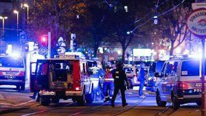 Avusturya'nın başkenti Viyana'daki terör saldırısı: 3 ölü, 15 yaralı