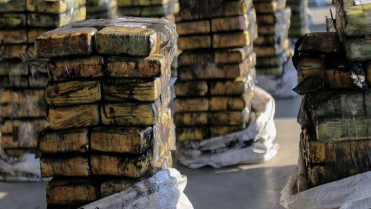 Belçika'da 11,5 ton kokain ele geçirildi