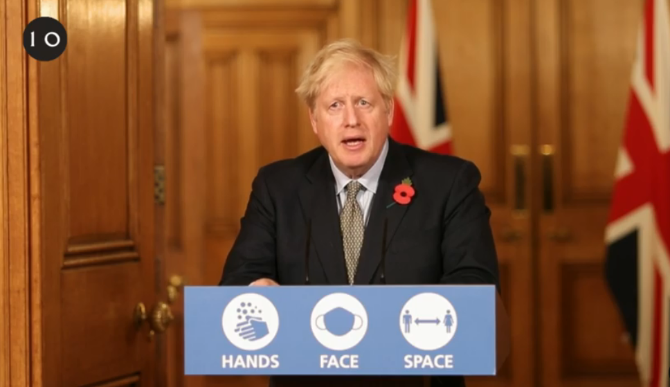 Johnson rejects calls for London to exit lockdown earlier
