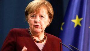 Merkel, yoksul ülkelerin aşıya erişimi konusunda endişeli olduğunu söyledi