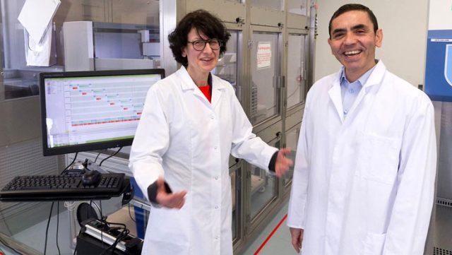 Uğur Şahin ve Özlem Türeci: Koronavirüs aşısını bulan BioNTech'in Türk-Alman kurucuları