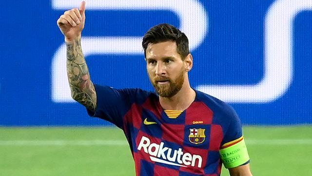 Manchester City, Barcelona'lı Messi'nin transferini ocak ayında bitirmeyi planlıyor