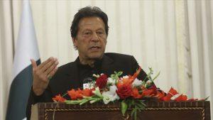 Pakistan Başbakanı Han: İsrail'i tanımam konusunda baskı altındayım