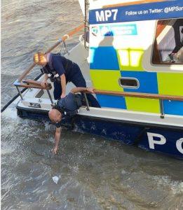 VCTF ve Deniz Polis Birimi, uyuşturucuları sokaklardan çıkarmak için birlikte çalışıyor