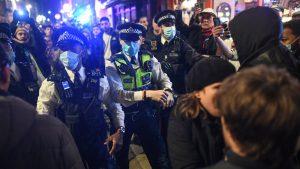 Polis şefi, yasağı ihlal edenlerin para cezasına çarptırılacağı konusunda uyardı