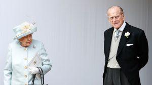Kraliçe Elizabeth ve Prens Philip karantinaya için Windsor'a geri dönüyor