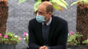 Prens William'ın 'Nisan ayında test sonucu pozitif çıktı'
