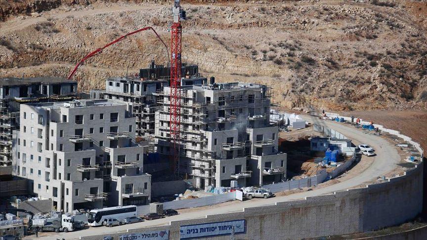 İsrail'den Yahudi yerleşimciler için Doğu Kudüs'te 108 yeni konut
