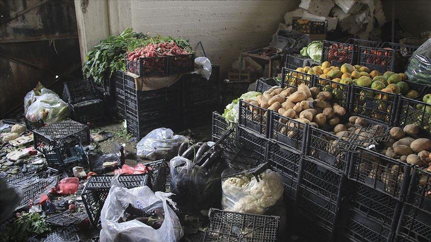 Rasulayn'da sebze pazarında terör saldırısı: 4 yaralı