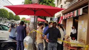 ABD'de aşırılık yanlısı Ermeni grubun Türk restoranına yaptığı saldırıya tepkiler sürüyor